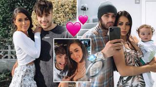 Marnie Simpson is engaged to boyfriend Casey Johnson