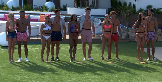 Love Island's 2020 summer series was cancelled
