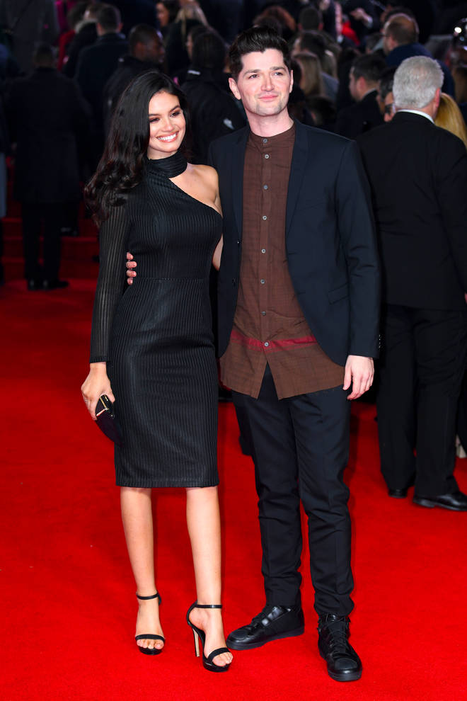 Danny O'Donoghue and Anne De Paula made their first red carpet appearance in December 2017