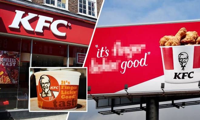 KFC are dropping their iconic slogan for a short while
