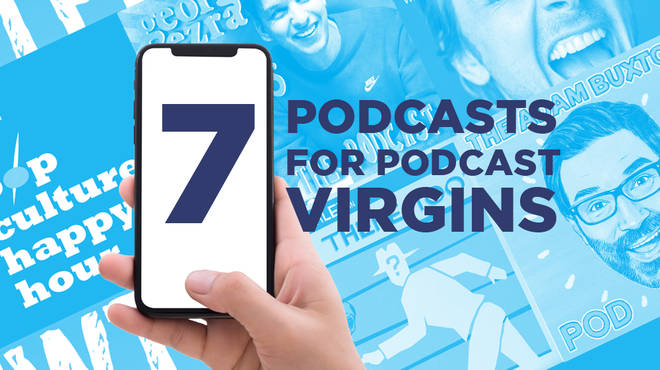 Podcasts for beginners