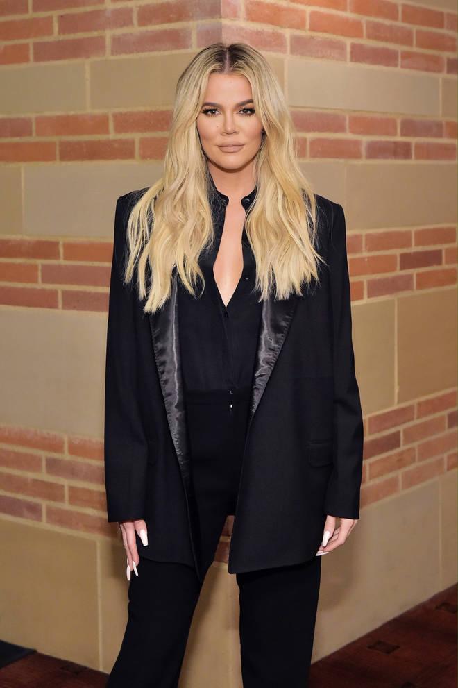 Khloe Kardashian's Photoshopped face has sparked an online debate