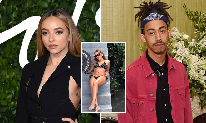 Jade Thirlwall and Jordan Stephens are on their first romantic break