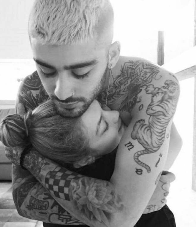 Gigi and Zayn are expecting their first baby next month