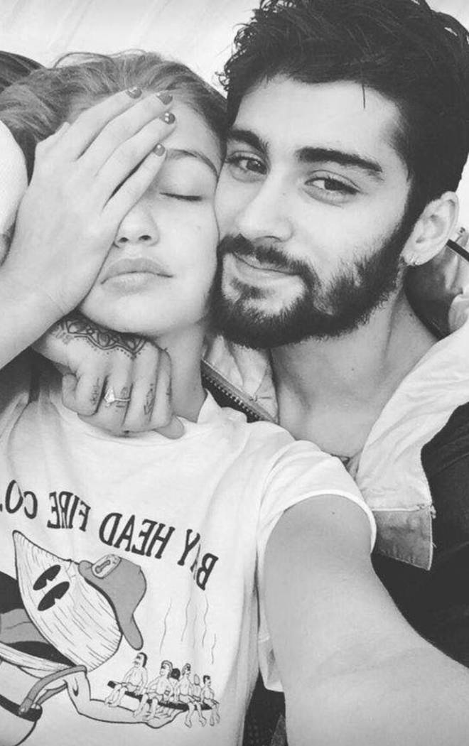 Gigi and Zayn first met in 2015