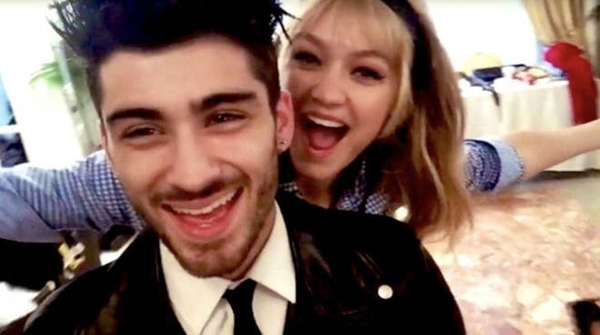 Zayn and Gigi are due to have a baby girl