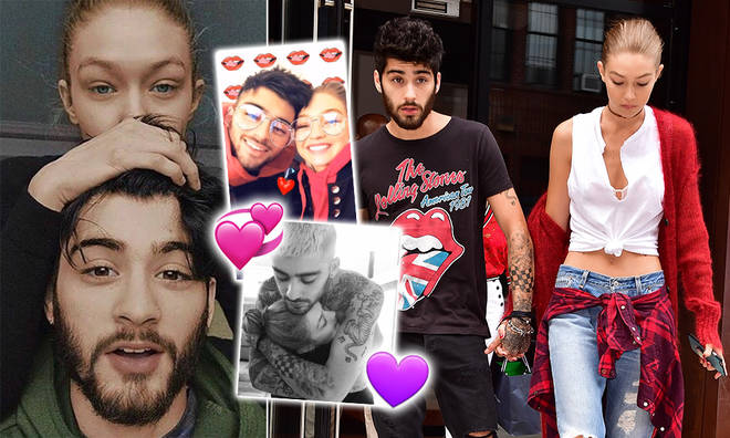 Zayn Malik and Gigi Hadid have taken a lot of snaps over the years