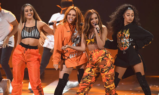 Little Mix have been nominated for their first VMA