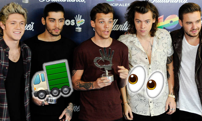 Harry Styles reveals how One Direction would record music whilst on tour