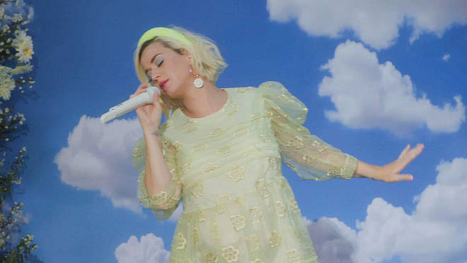 Katy Perry is preparing to release her new album, 'Smile'