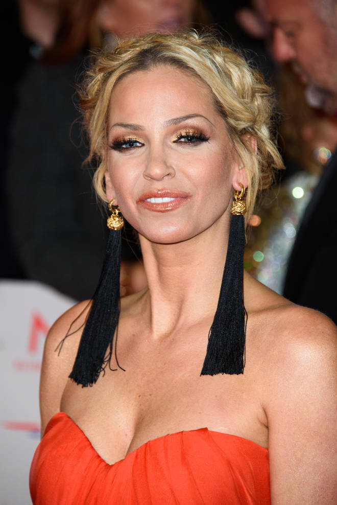 Sarah Harding revealed the cancer has spread to other parts of her body