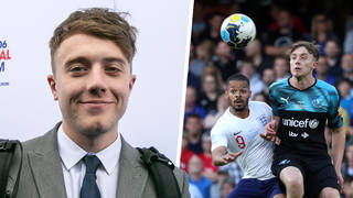 Roman Kemp is set to play in 2020's Soccer Aid