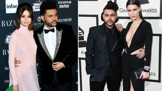 The Weeknd referenced his high-profile relationships in his music