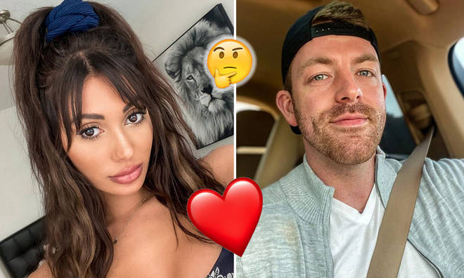 Francesca Farago and Damian Powers spark romance rumours in Netflix dating show mashup