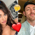 Francesca Farago and Damien Powers spark romance rumours in Netflix dating show mashup