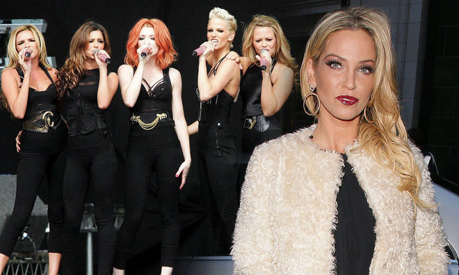 Sarah Harding called her Girls Aloud bandmates days before her statement about her cancer diagnosis