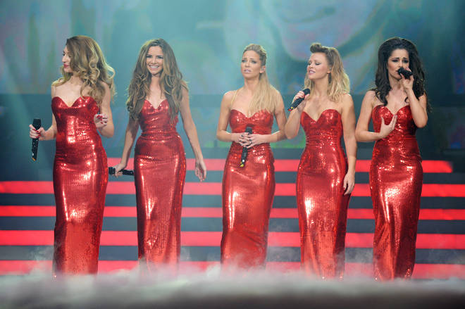 Girls Aloud have vowed to stand by bandmate Sarah Harding