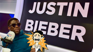 Kevin Hart roasts Justin Bieber on Capital Breakfast with Sonny Jay