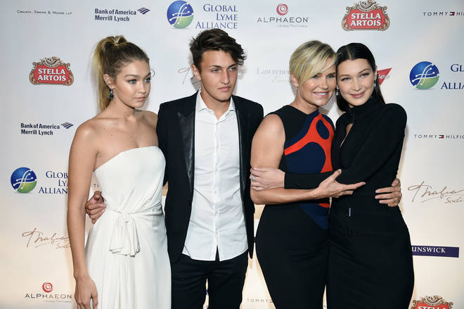Yolanda is mum to Gigi, Bella and Anwar