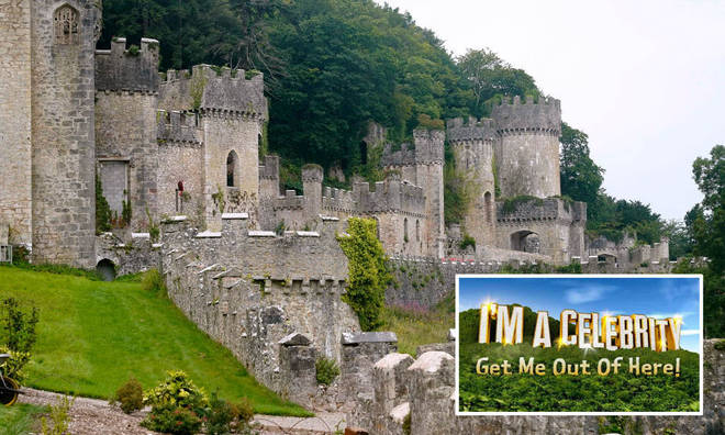 I'm A Celeb 2020 will be in a Welsh castle
