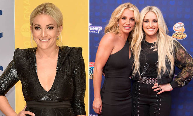 Jamie Lynn Spears is Britney's younger sister