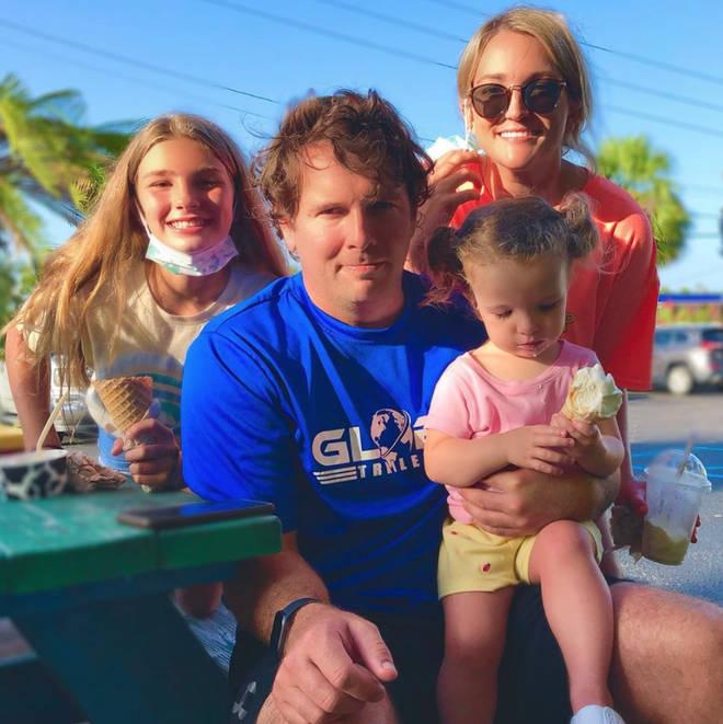 Jamie Lynn has two daughters