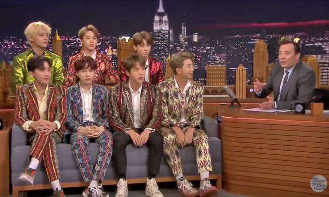 BTS are performing their first ever UK show in London this October