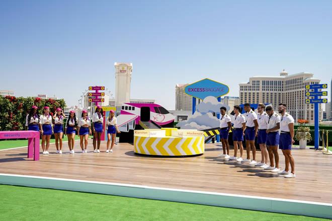 Love Island USA 2020 is in Las Vegas