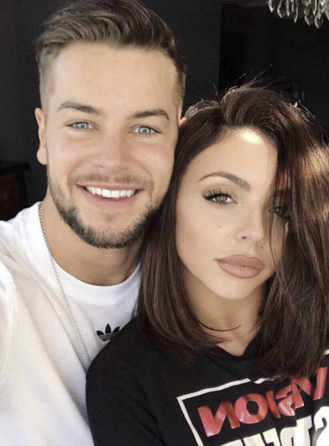 Chris Hughes and Jesy Nelson dated for 16 months