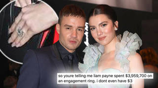 Liam Payne proposed to Maya Henry with a £3million ring