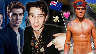 Everything about Riverdale's KJ Apa from his age, nationality and girlfriend