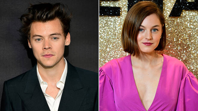Harry Styles is proving the best friend for Crown actress Emma Corrin