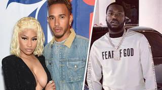 Meek Mill seemed to post a sneak diss aimed at Nicki Minaj's new relationship.