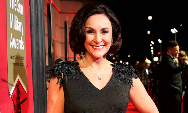Shirley Ballas is the chief judge of Strictly Come Dancing