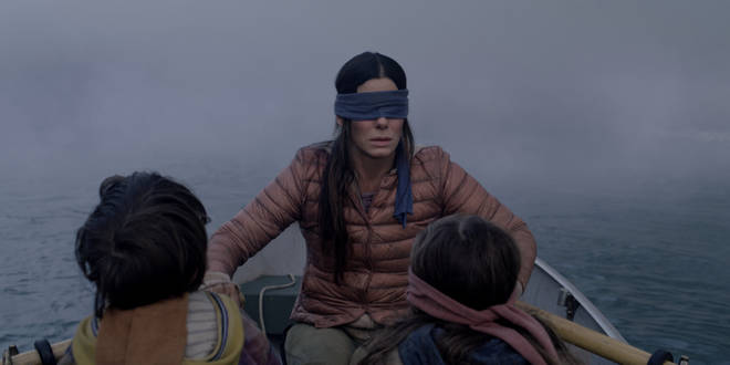 Bird Box can be watched for free on Netflix's new feature
