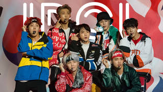 What are the lyrics to BTS' 'IDOL' in English?