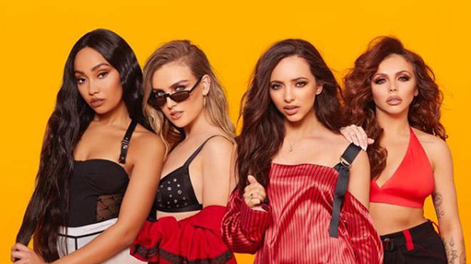 Little Mix have teamed up with Nicki Minaj for a new track 'Woman Like Me'