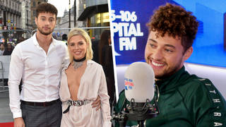 Myles Stephenson confirmed that he's in love with his girlfriend, Gabby Allen