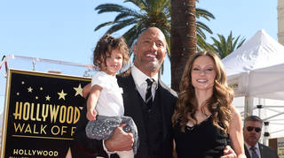 The Rock shared a video to his IGTV explaining how his whole family tested positive for coronavirus
