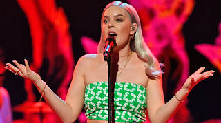 Anne-Marie is touring the UK as part of her 'Speak YYour Mind' 2019 tour
