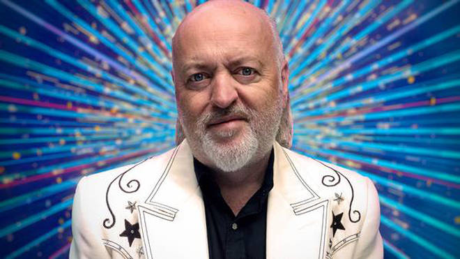 Bill Bailey is heading for the Strictly ballroom