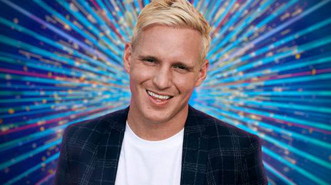 Jamie Laing is returning to Strictly