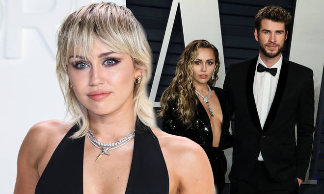 Miley Cyrus opened up on her divorce from Liam Hemsworth