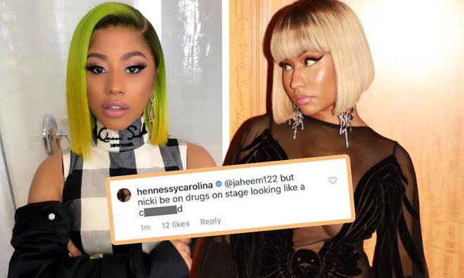 Cardi B's sister Hennessy insults Nicki Minaj