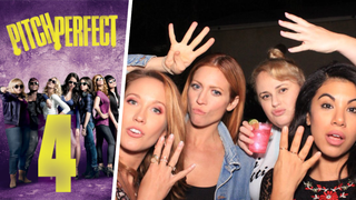 The cast of Pitch Perfect hint at fourth film in the franchise