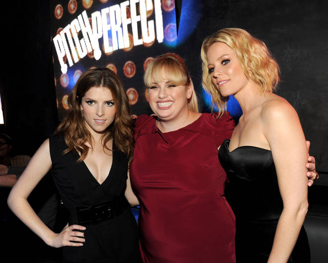Fans have been led to believe a fourth Pitch Perfect is coming after the cast shared a photo