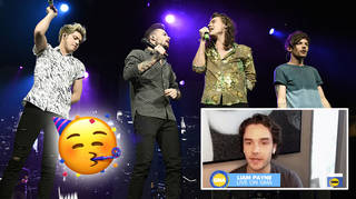Liam Payne received Happy Birthday messages from his 1D bandmates