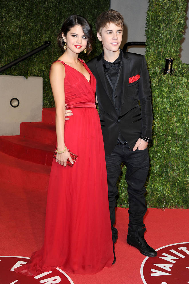 Justin Bieber and Selena Gomez dated on and off for quite some time