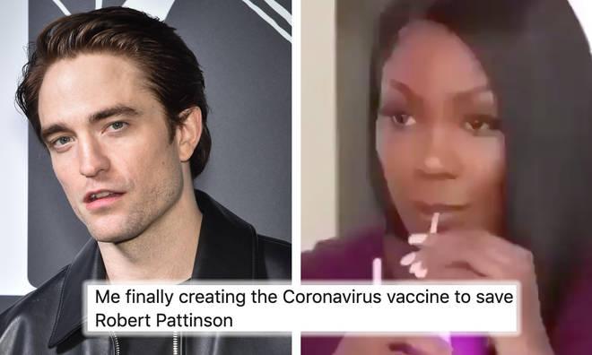 Fans are not happy Coronavirus has reached Robert Pattinson