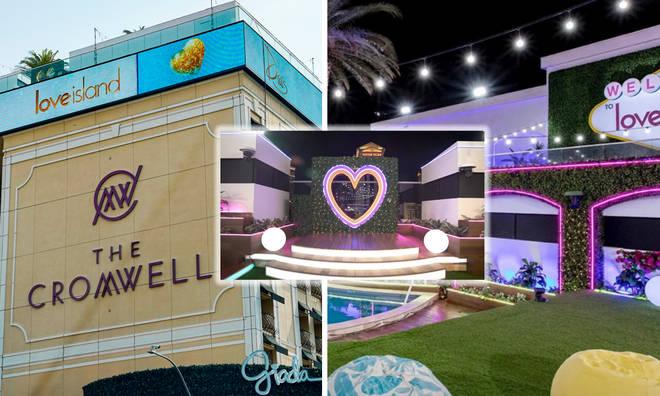 Love Island USA is filming in a Las Vegas hotel due to coronavirus